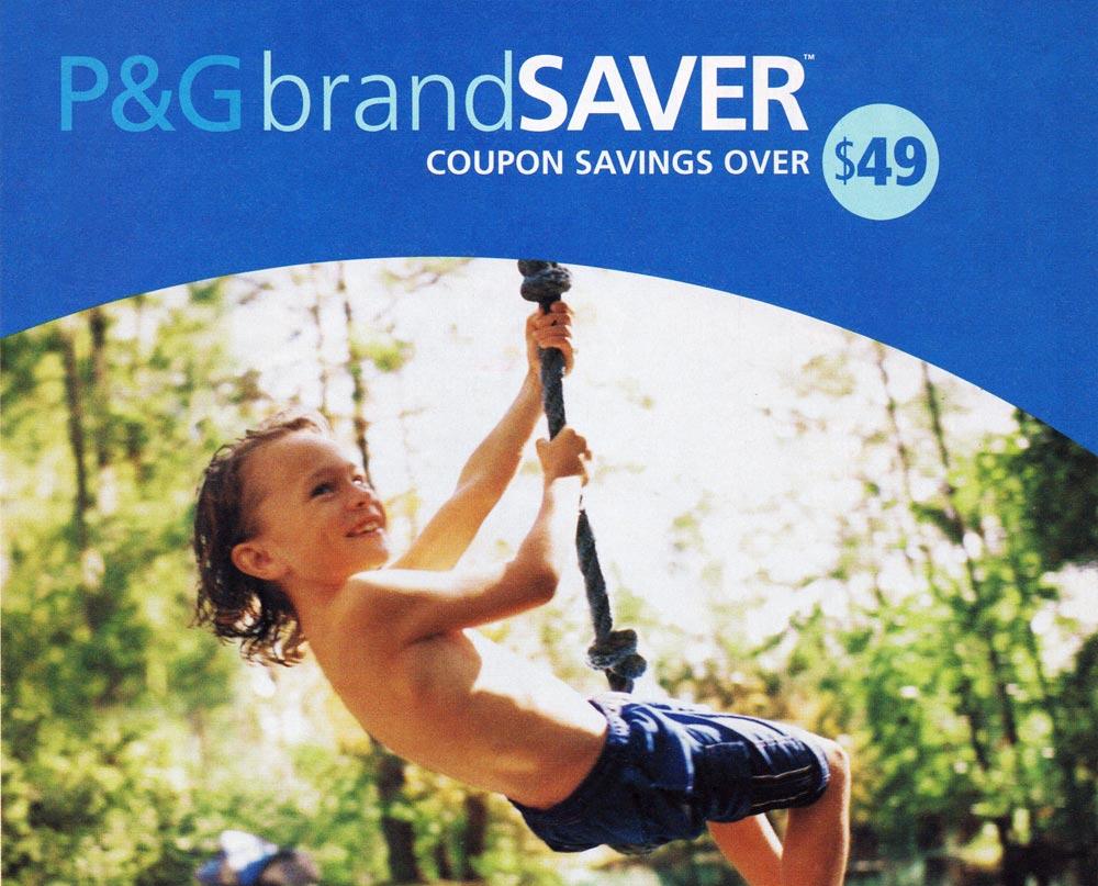 Procter & Gamble BrandSaver