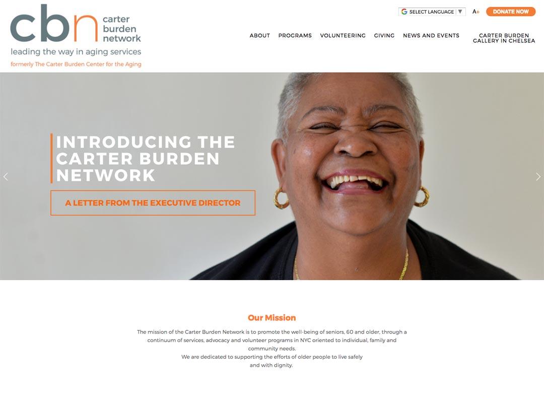 Carter Burden Network