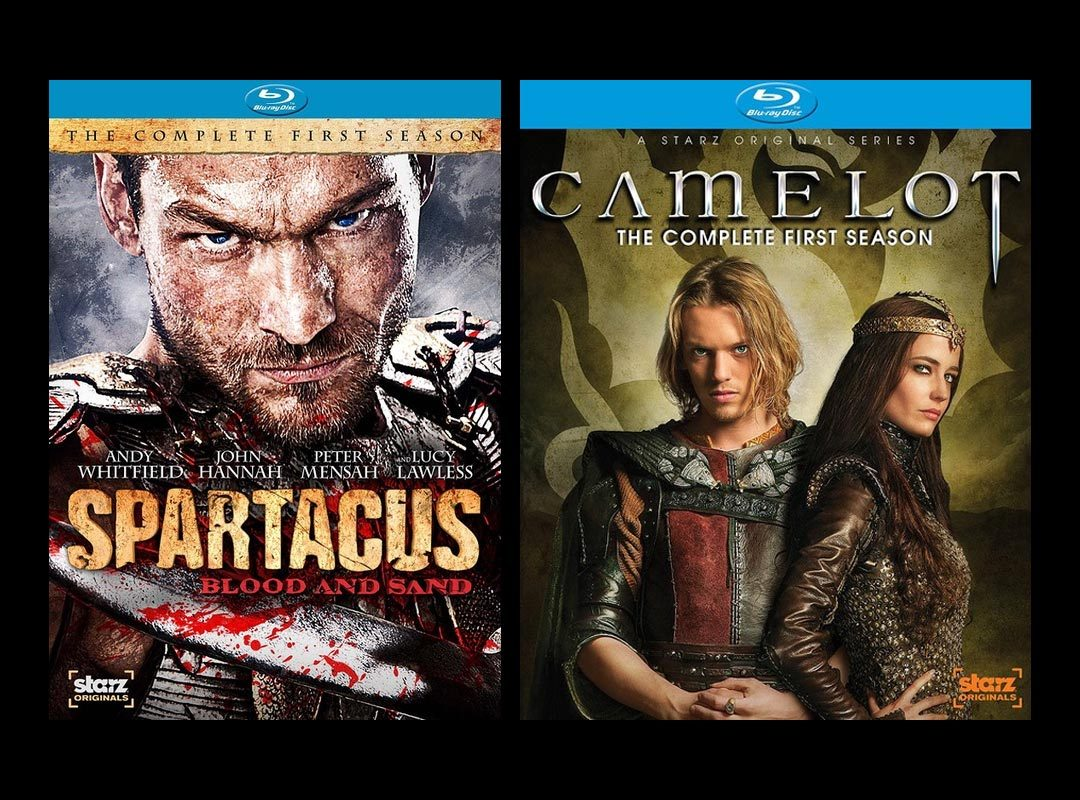 Spartacus Historicus/Camelot Chronicles